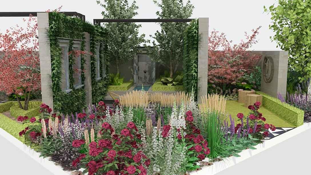 Sir simon milton foundation sir simon milton foundation selected to show at rhs chelsea - Chelsea flower show 2018 ...