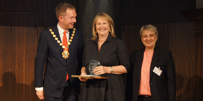 Local Volunteers Recognised At Westminster Community Awards